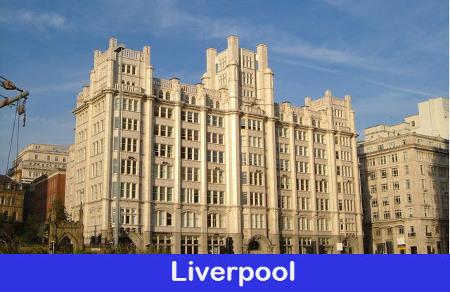 Liverpool Graphic