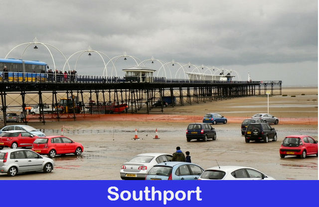Southport graphic